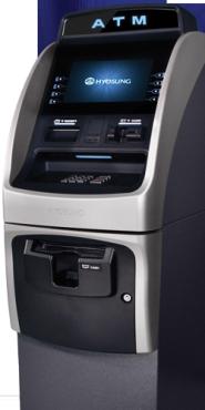 Carolina ATM - ATM Services & Solutions   Nautilus Hyosung Halo II Series ATM Machine 2
