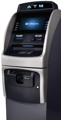 Carolina ATM - ATM Services & Solutions | Nautilus Hyosung Halo II Series ATM Machine 2