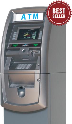Carolina ATM - ATM Services & Solutions | Genmega G2500 Series ATM Machine 2