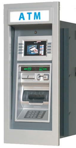 Carolina ATM - ATM Services & Solutions | Genmega GT3000 Series ATM Machine