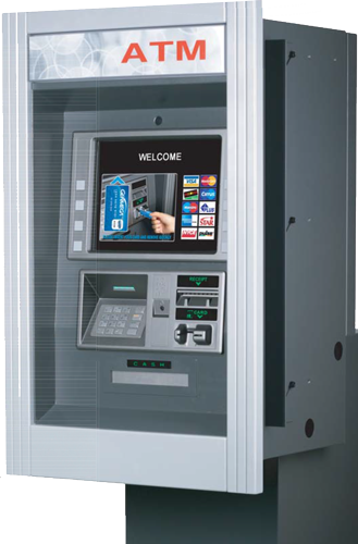 Carolina ATM - ATM Services & Solutions | Genmega GT5000 Series ATM Machine