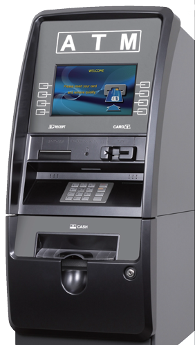 Carolina ATM - ATM Services & Solutions | Genmega Onyx Series ATM Machine