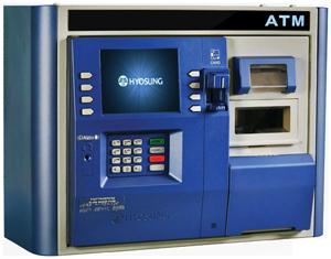 Carolina ATM - ATM Services & Solutions | Nautilus Hyosung 4000W Series