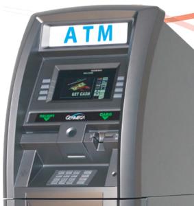 Genmega-EMV atm machine for sale