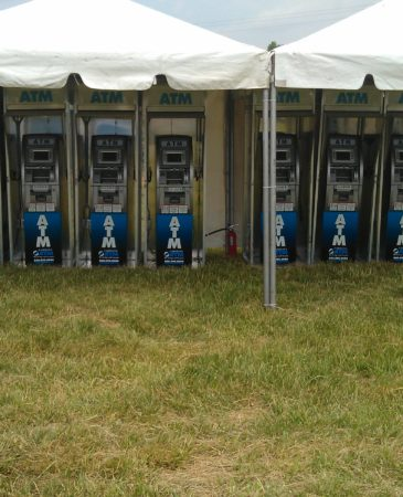 Carolina ATM - ATM Services & Solutions | Gallery - Mobile ATMS & Festivals 10