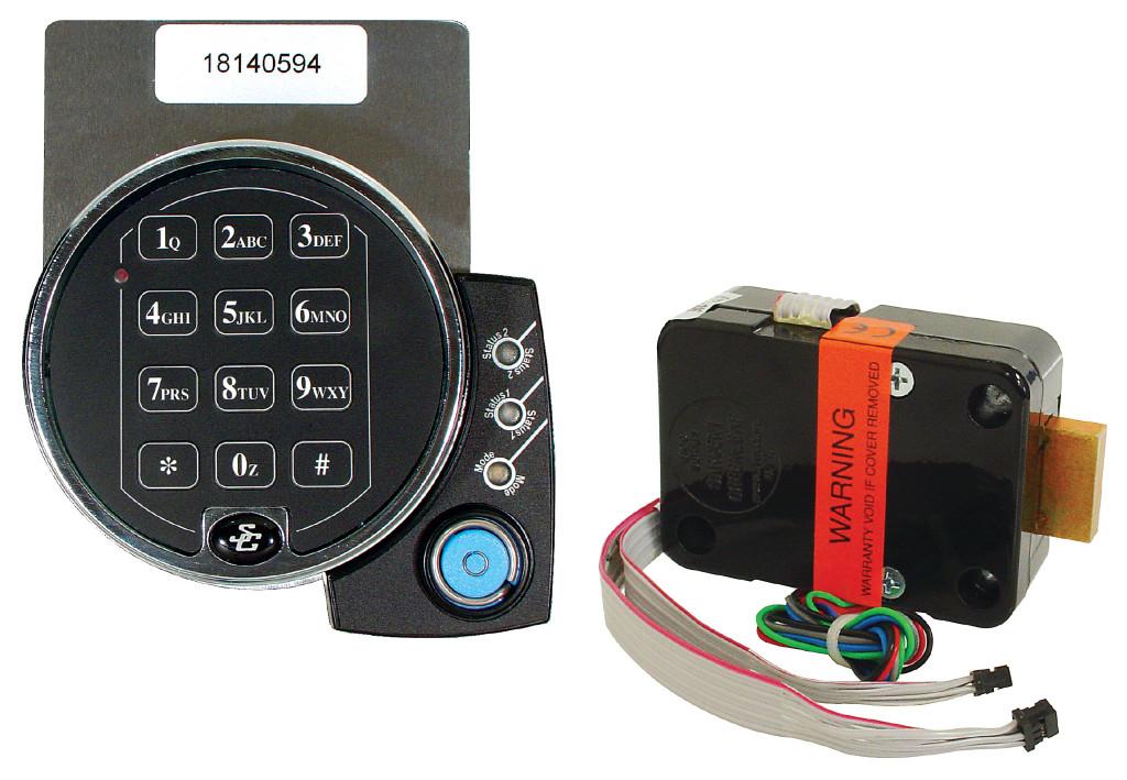 Carolina ATM - ATM Services & Solutions | Sargent and Greenleaf Lock 4